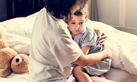 Pesadillas en los niños ¿Como gestionarlo?